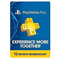 1-Year Sony PlayStation Plus Membership (Digital Delivery) $38.99 (eBay Daily Deal)