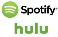 1 Year Spotify Premium + Hulu For Students