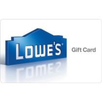 10% off $100 Lowe's Gift Card + Free Shipping
