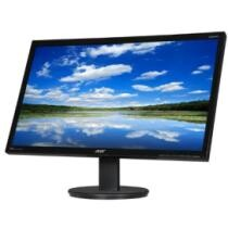 """$10 off Acer 23.8"""" Full HD VGA Built-in Speakers WideScreen Backlit LED IPS LCD Monitor"""