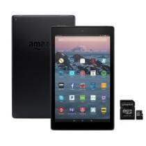 """$10 off Amazon Fire 10"""" 32GB Tablet + Free Shipping"""