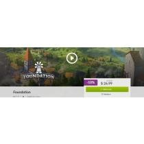 10% off Foundation Game