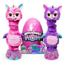 $10 off Hatchimals WOW, Llalacorn Interactive Hatchimal w/ Re-Hatchable Egg + Free Shipping