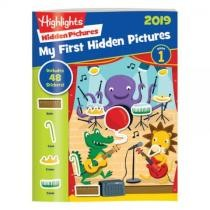10% off My First Hidden Pictures 4-Book Set