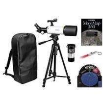 10% off Orion GoScope 80mm Backpack Refractor Telescope Kit