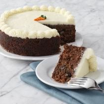 10% off Sweet & Nutty Carrot Cake