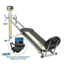 10% off Total Gym FIT + Free Pilates Kit + Free Rosalie Brown DVD & Fitspiration Guide