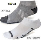 10 Pairs of Hind Athletics Men's Socks