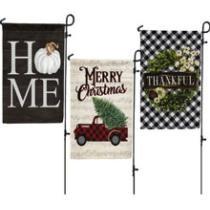 $10 Seasonal Garden Flags