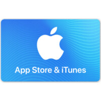 $100 Apple App Store & iTunes Gift Card (Email Delivery)