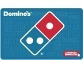$100 Domino's Pizza Gift Card For $90