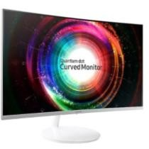 "$100 off Samsung 32"" CH711 Curved Monitor + Free Shipping"
