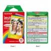 100 Sheets Fujifilm Instax Mini Instant Film Colorful For Mini 7S/8/25/90/9 Cam