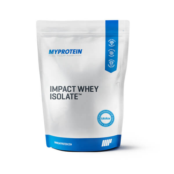11-lb MyProtein Impact Whey Isolate (Various Flavors) $66 + Free Shipping