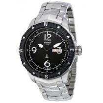 11% off Men's Tissot T-Navigator Automatic Black Dial Watch