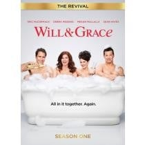 11% off Will & Grace: The Revival: Season One DVD