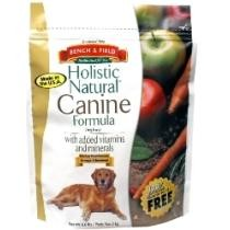 12% off Bench & Field Holistic Natural Canine Formula