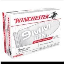12% off Winchester 9mm 200-Round Pistol Target Ammunition