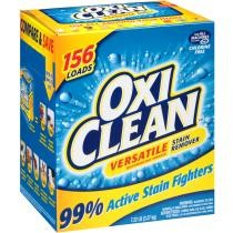 $13 OxiClean Versatile Stain Remover 115.52 OZ (156 Loads)