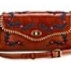 $132.30 Patricia Nash Provencal Escape Embroidery Collection Merida Cross-Body Bag (vs. $189) at Dillard's
