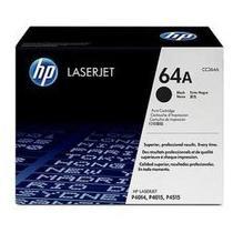 14% off HP 64A Black Original LaserJet Toner Cartridge + Free Shipping