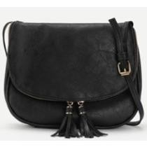 $14.99 Double Tassel Crossbody Handbag + Free Shipping