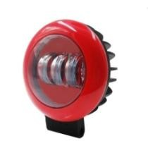 15% off 30W White Light Red Round-Shaped Waterproof Spotlight LED Bulbs