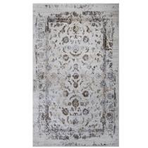 15% off Luminescence Collection Ivory Contemporary Area Rug - 603-100