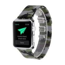 15% off Print Milan Steel Wrist Watch Band for Apple Watch