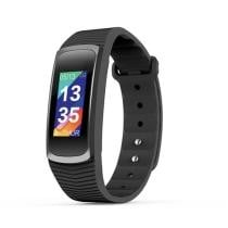 15% off SMA-B3 Fitness Tracker 0.96 Inch Bluetooth Smart Bracelet, IP67 Waterproof, Support Activity Traker / Heart Rate Monitor / Blood Pressure Monitor / Remote Capture - Black