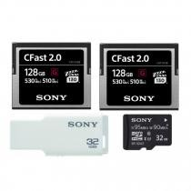 15% off Sony G Series CFast 2.0 Memory Card 128GB Bundle + Free Shipping