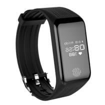 15% off TLW B3 Fitness Tracker 0.66 Inch OLED Screen Wristband Smart Bracelet