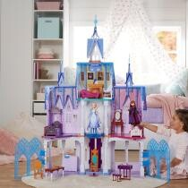 $159 Disney Frozen 2 Ultimate Arendelle Castle Playset w/ Lights and Moving Balcony
