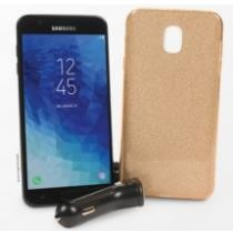 "16% off Tracfone Samsung J7 Crown 5.5"" w/ 1500 Min/Text/Data"