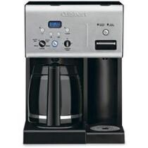 17% off Cuisinart CHW-12 Coffee+ 12-Cup Programmable Refurbished Coffeemaker + Free Shipping