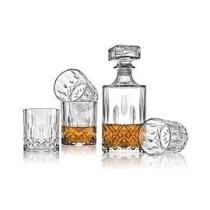 17% off Le Regalo Whiskey Decanter Set