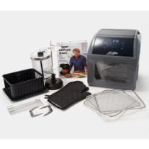 17% off Power Air Fryer Pro Elite Oven 6-qt w/ Cookbook & Accessories