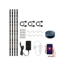 17% off TorchStar LED Strip Light Kit, works w/ Amazon Alexa