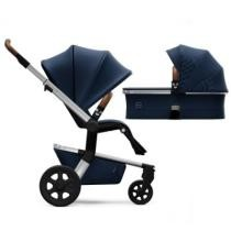 18% off Joolz 2018 Hub Stroller & Bassinet Bundle Parrot Blue