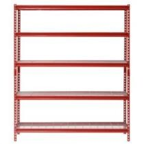18% off Muscle Rack 5-Shelf Steel Shelving Unit