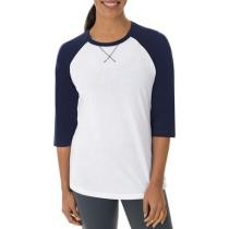 19% off Athletic Works Women's Core Active Baseball T-Shirt