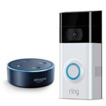 20% off Ring Video Doorbell 2 + Free Echo Dot + Free Shipping