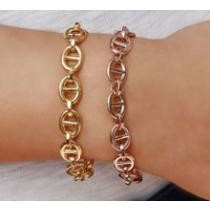 $19.99 Classic Link Bracelet 2-Pack Set (Plated in Gold + Rose Gold) + Free Shipping