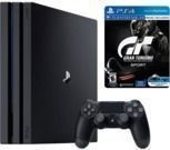 1TB PlayStation 4 Pro w/ Grand Turismo Limited Edition