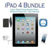 20% off Apple iPad 4 WiFi Black Bundle