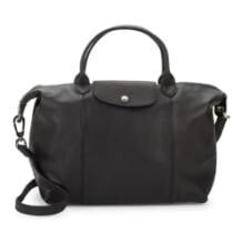 20% off Longchamp Foldable Leather Tote
