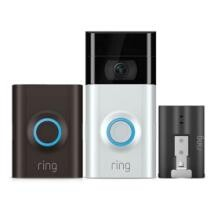 20% off Ring Video Doorbell 2 w/ Rechargeable Battery + Free Shipping