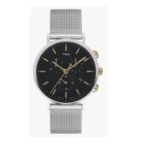 20% off Timex Fairfield Chronograph 41mm Mesh Band Casual Watch + Free Shipping