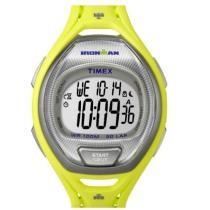 20% off Timex IRONMAN Sleek 50 Full-Size Resin Green Sports Watch + Free Shipping