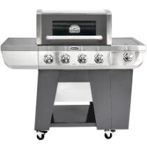 $205 Cuisinart Deluxe Four-Burner Gas Grill + Free Shipping